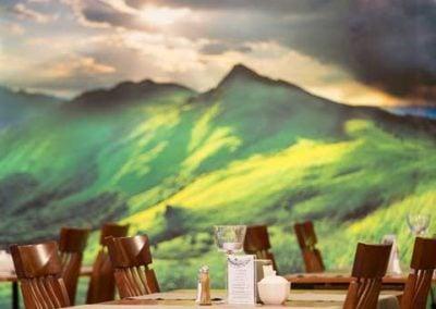 Ośrodek Połoniny restauracja