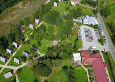 Poloniny Domki i ośrodek