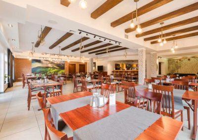restauracja w Bieszczadach