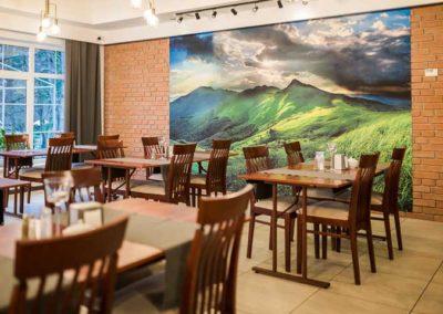 restauracja Połoniny w Bieszczadach